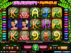 Game Review Celebrity in the Jungle