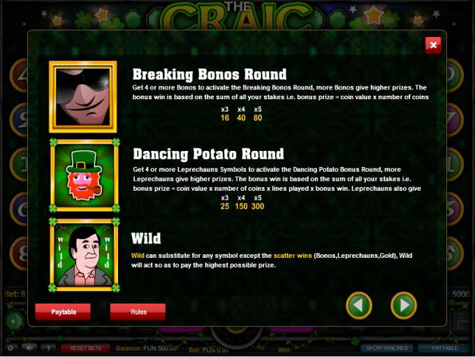 Game Review The Craic