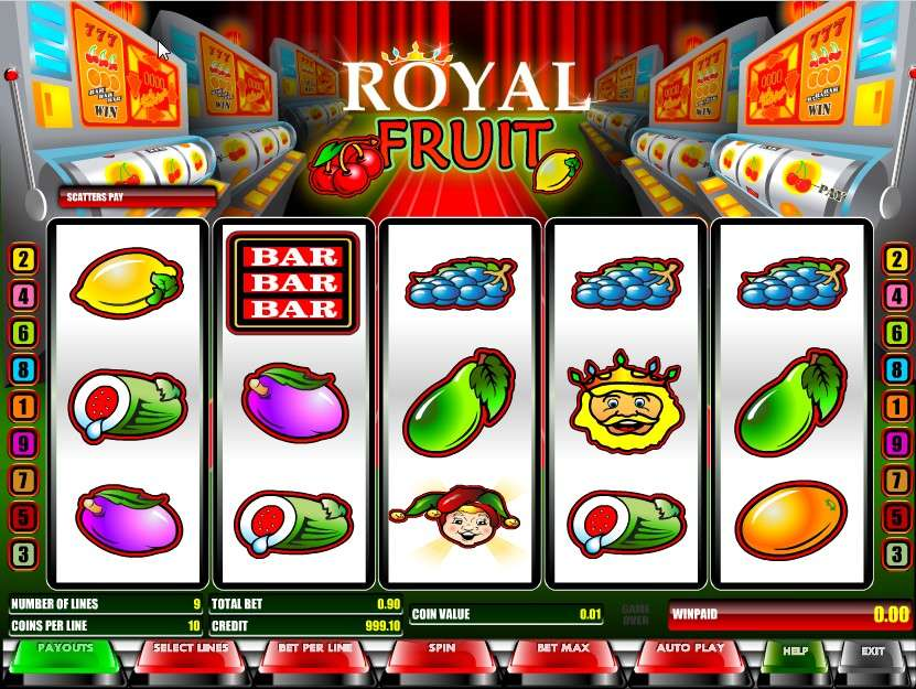 Game Review Royal Fruit