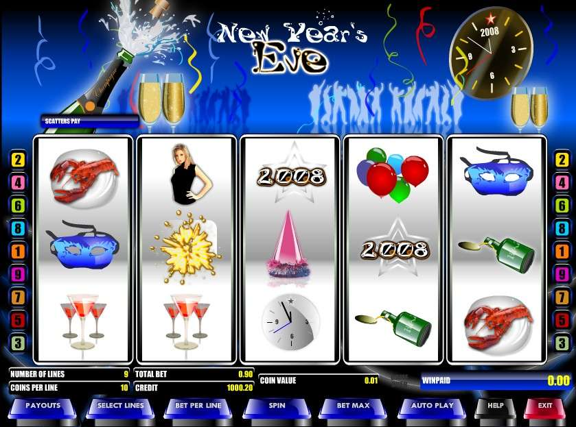 Game Review New Year's Eve