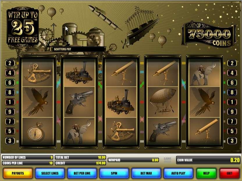 Game Review Jules Verne