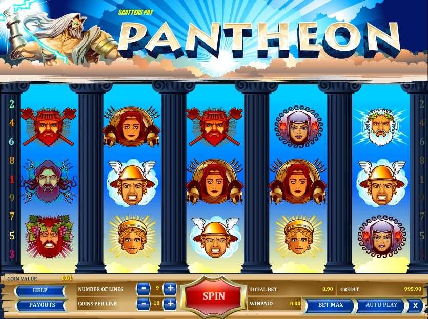Game Review Pantheon