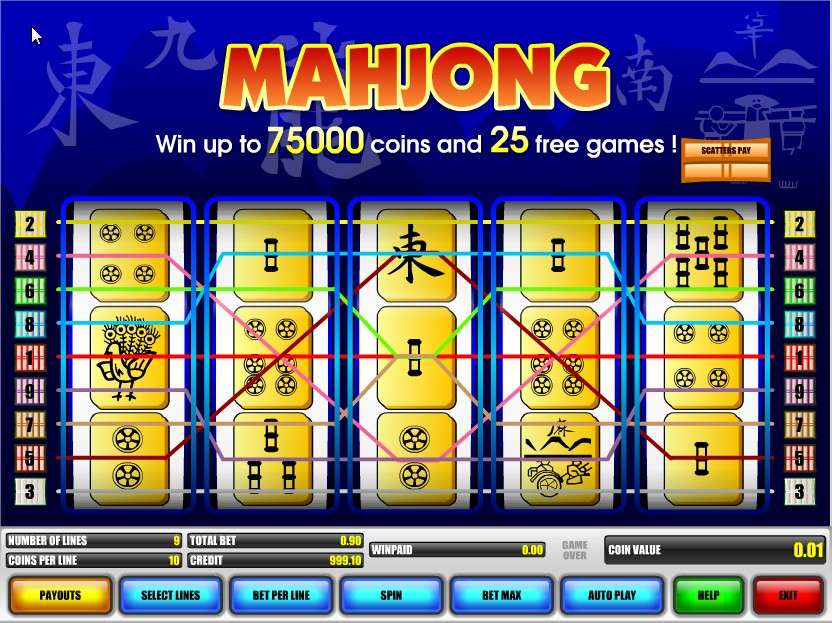 Game Review MahJong