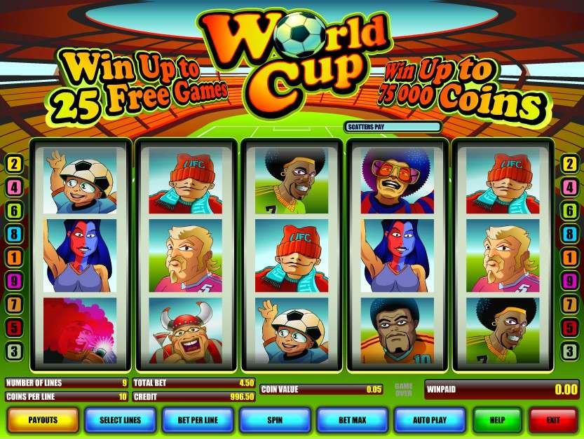Game Review World Cup