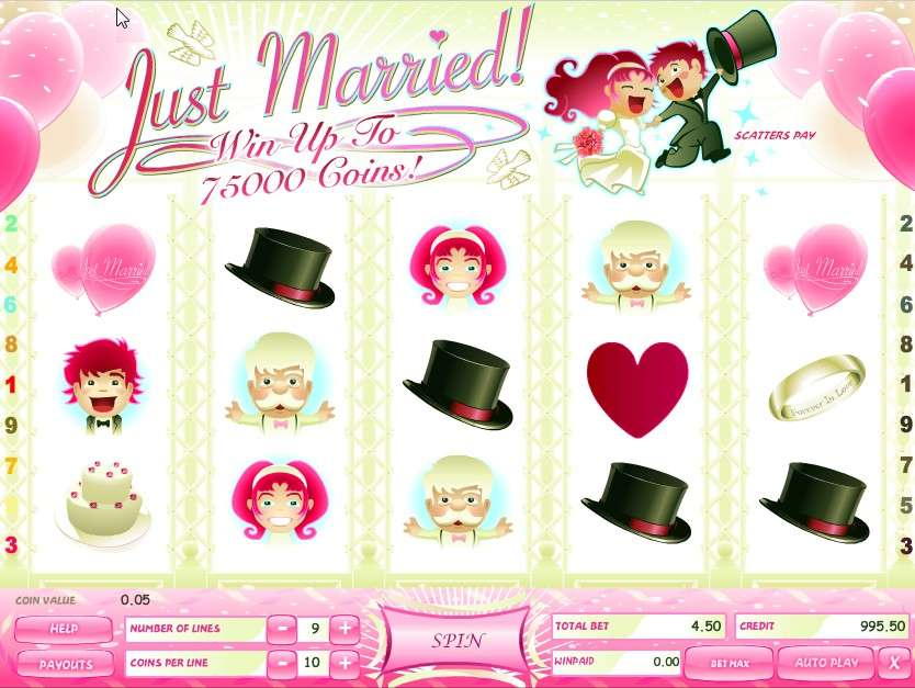 Game Review Just Married