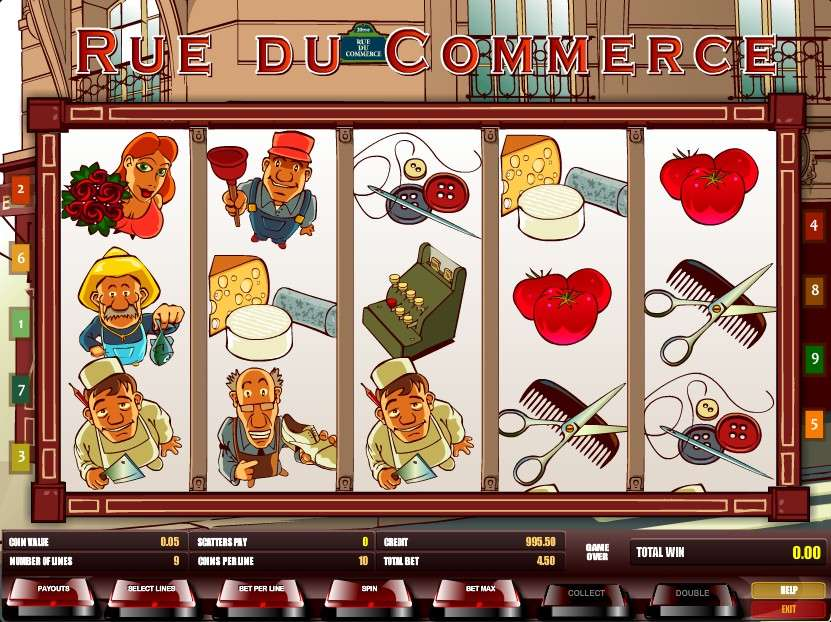 Game Review Rue du Commerce