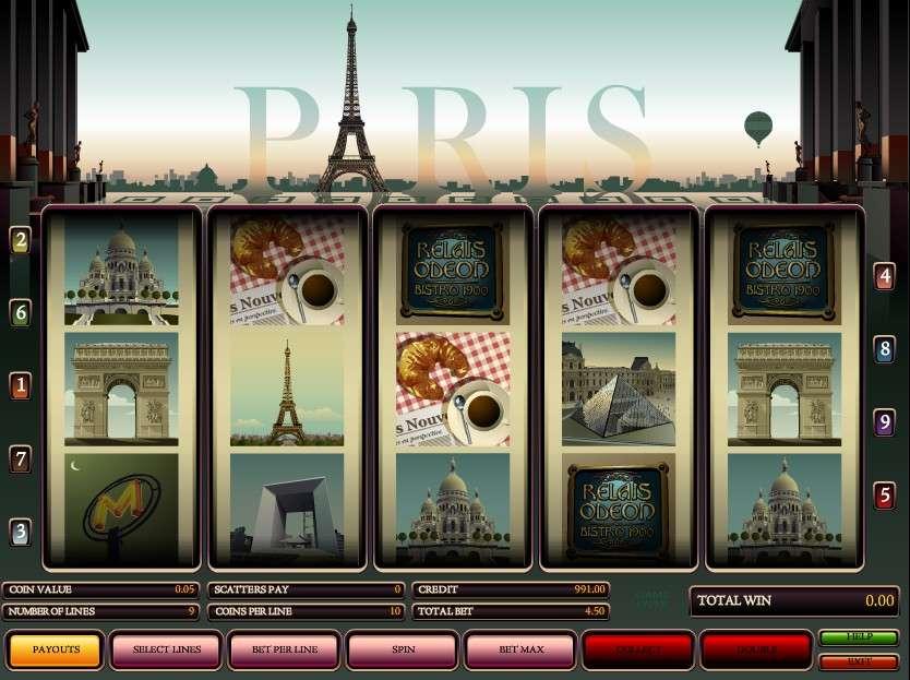 Game Review Paris