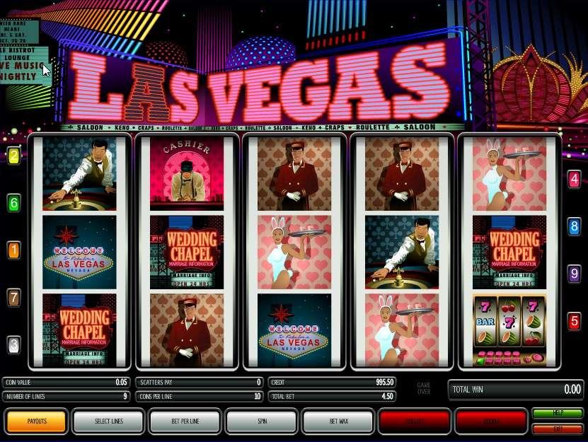 Game Review Las Vegas Show