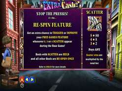 Game Review Extra Cash