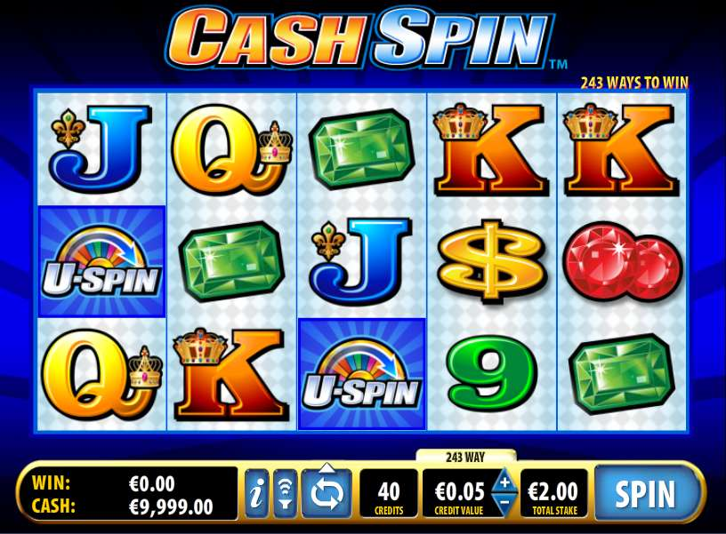 Game Review Cash Spin