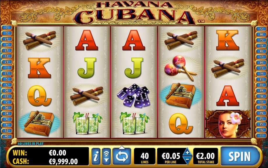 Game Review Havana Cubana