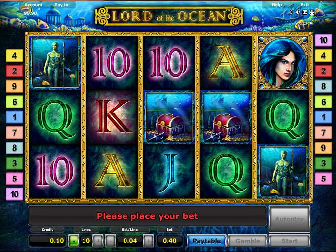 Game Review Lord of the Ocean