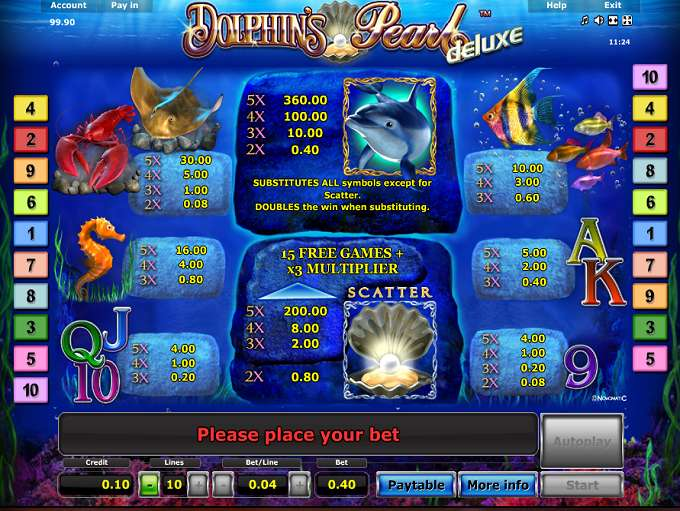 Game Review Dolphin's Pearl Deluxe