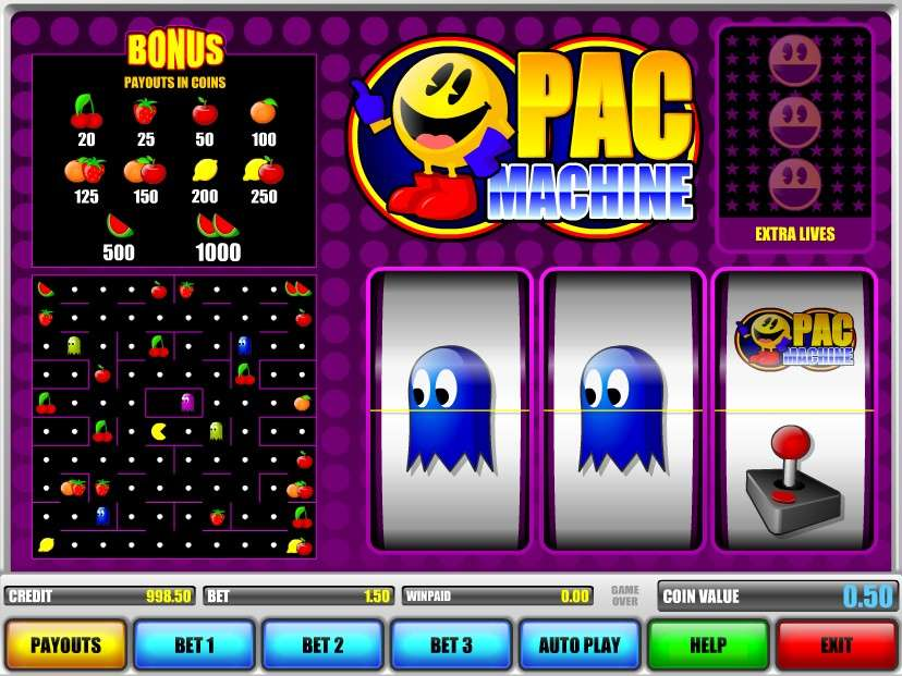 Game Review Pac Machine