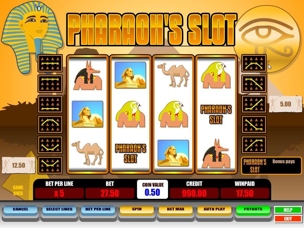 Game Review Pharaoh's Slot