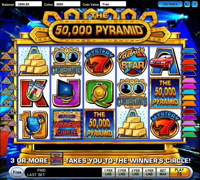 Game Review 50,000 Pyramid