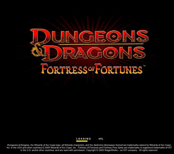 Game Review Dungeons & Dragons - Fortress of Fortunes