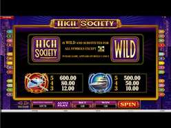 Game Review High Society