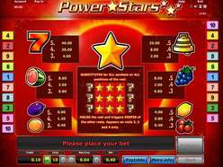 Game Review Power Stars