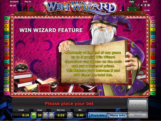 Game Review Win Wizard
