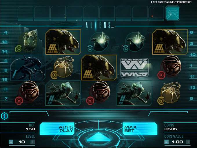 Game Review Aliens