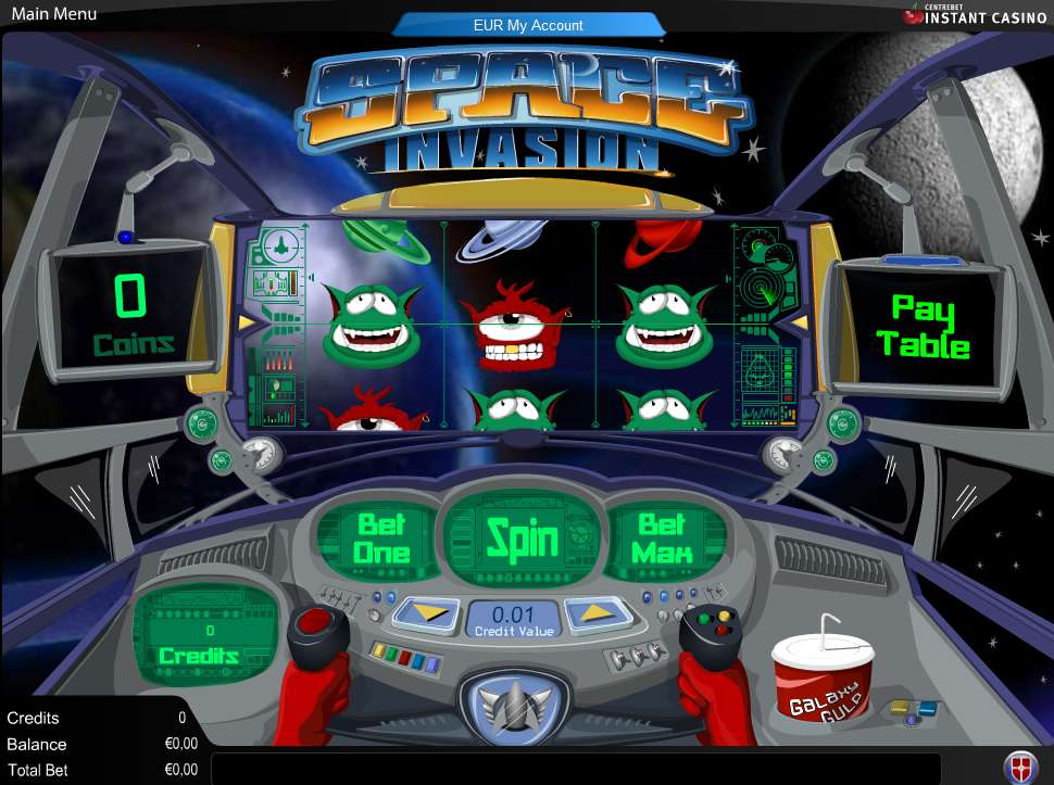 Game Review Space Invasion