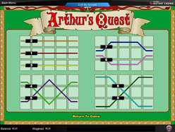 Game Review Arthur's Quest