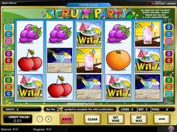 Game Review Fruit Party
