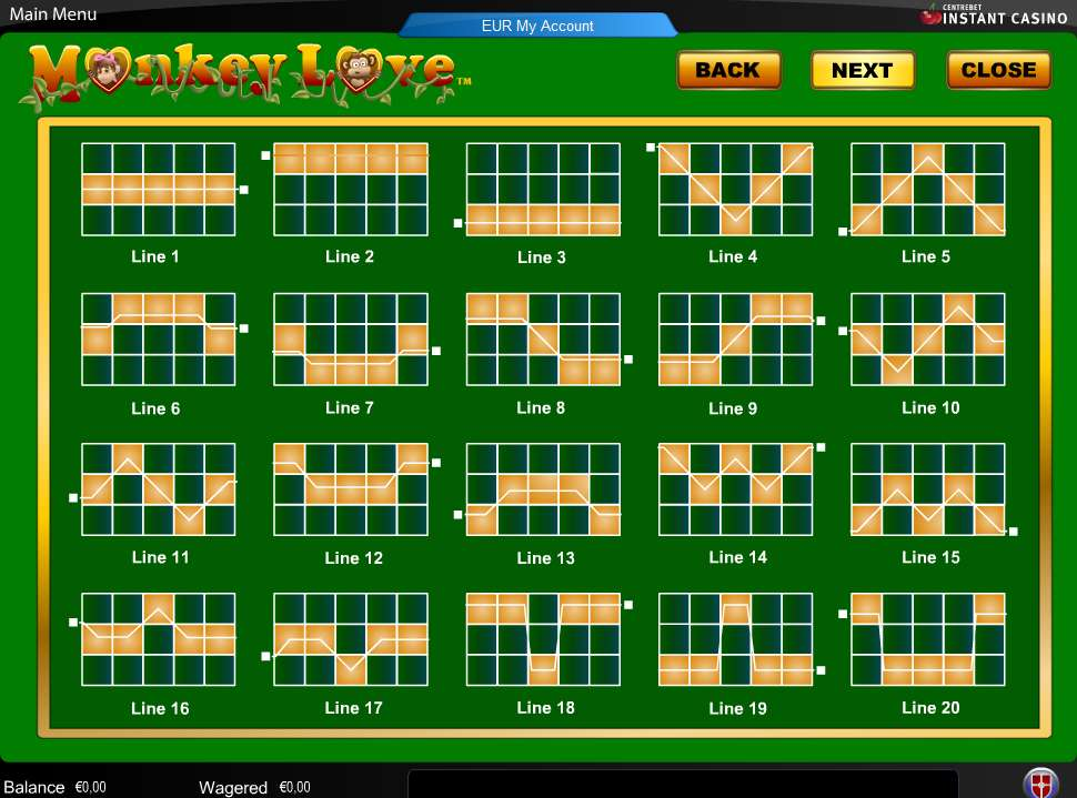 Game Review Monkey Love