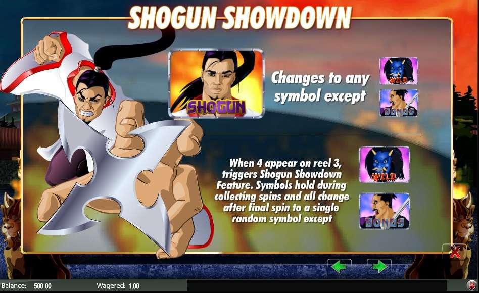 Game Review Shogun Showdown