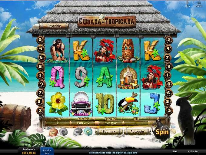 Game Review Cubana Tropicana
