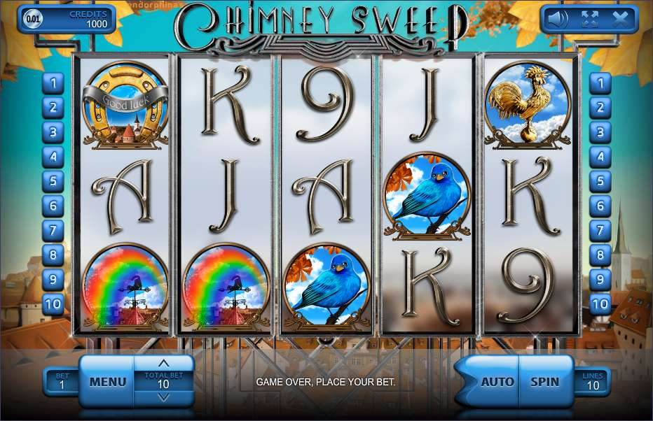 Game Review Chimney Sweep