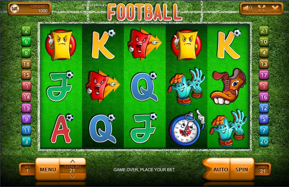 Game Review Football
