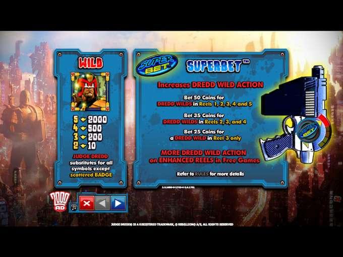Game Review Judge Dredd