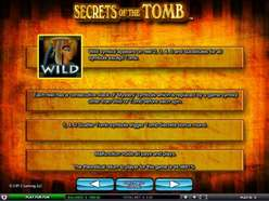 Game Review Secrets of the Tomb