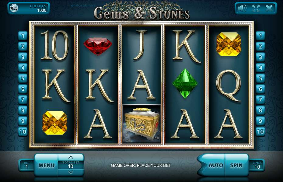 Game Review Gems & Stones