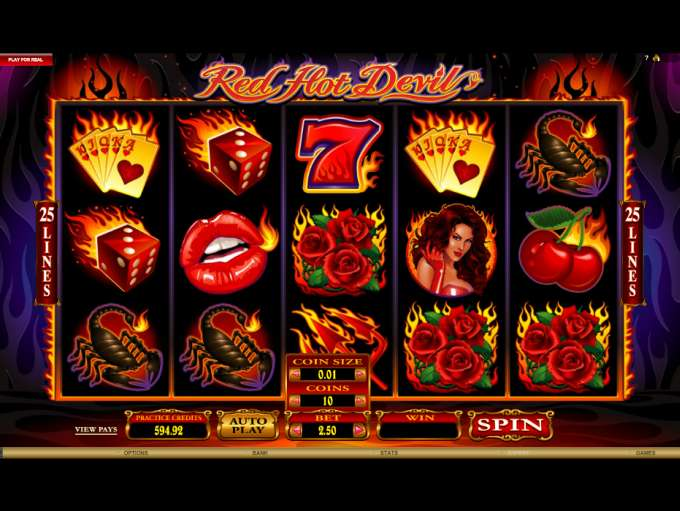 Game Review Red Hot Devil