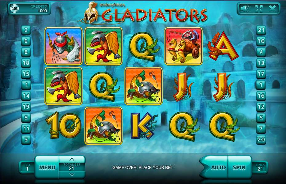 Game Review Gladiators