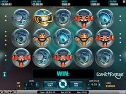Game Review Cosmic Fortune