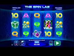 Game Review The Spin Lab