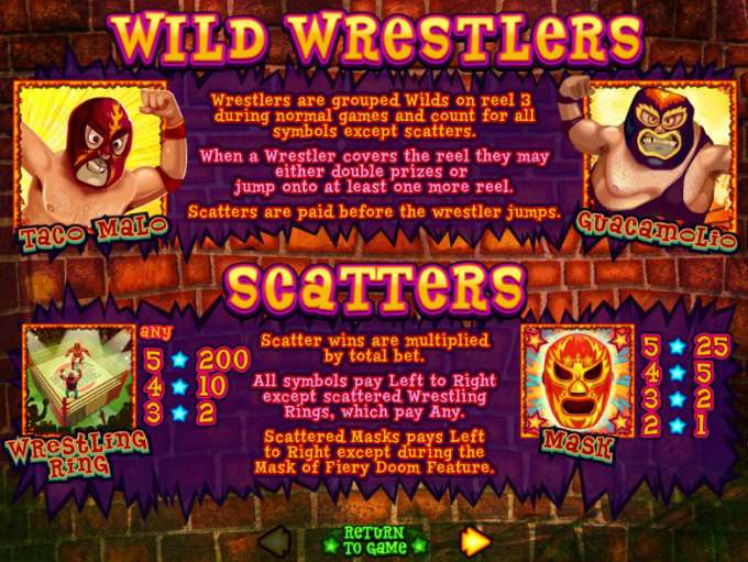 Game Review Lucha Libre