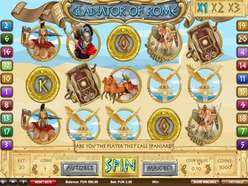 Game Review Gladiator of Rome