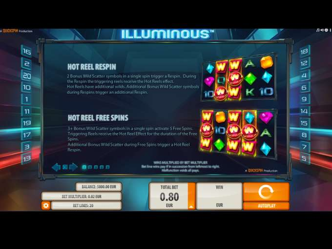 Game Review Illuminous