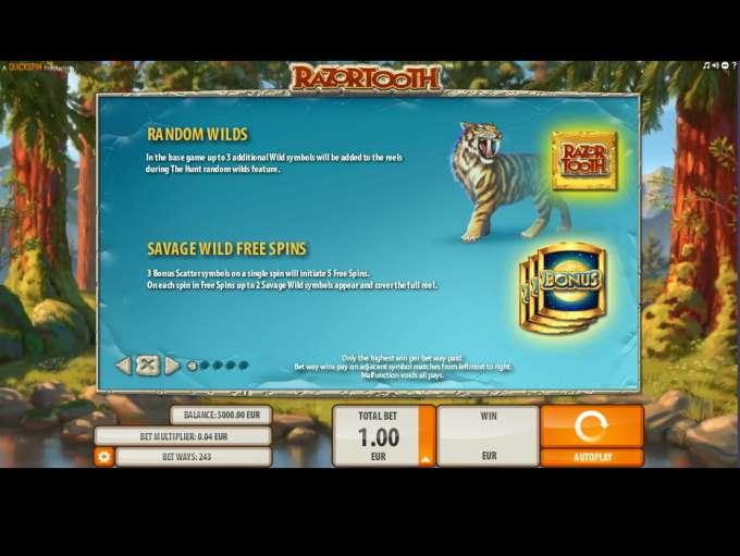 Game Review Razortooth