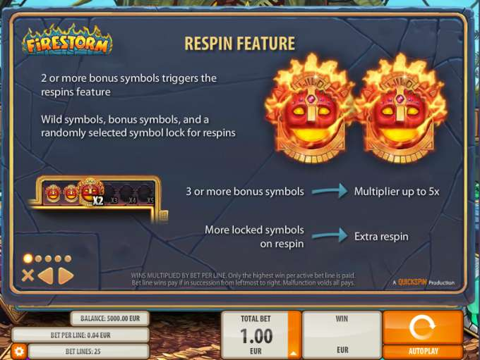 Game Review Firestorm