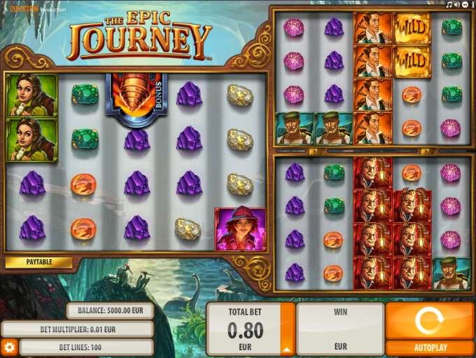 Game Review The Epic Journey