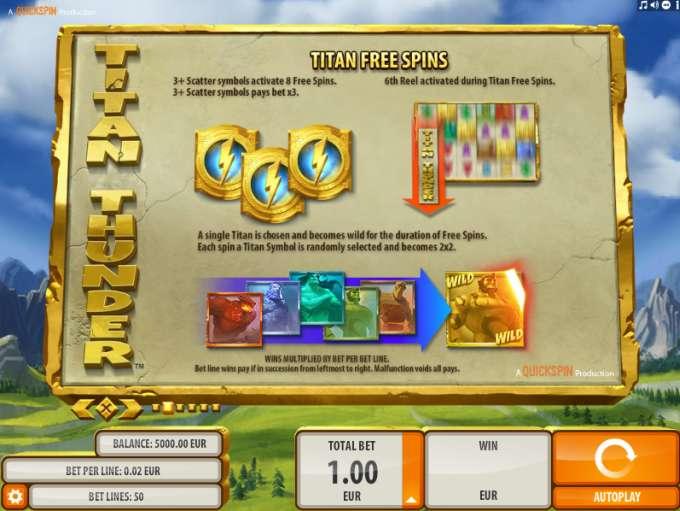 Game Review Titan Thunder
