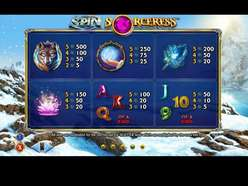 Game Review Spin Sorceress
