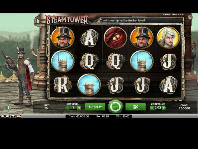 Game Review Steam Tower