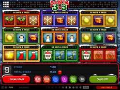 Game Review Santa 3x3